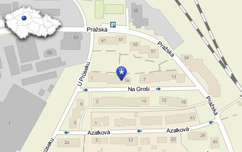 kobra kontaktni mapa adresa